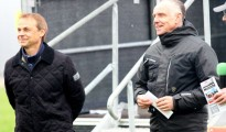 Olaf Thon und Karl-Heinz Rummenigge (C) Fabian Weisser